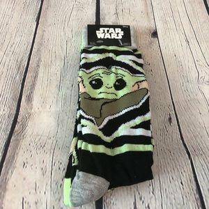 Star Wars Baby Yoda The Mandalorian 2 Pairs Socks